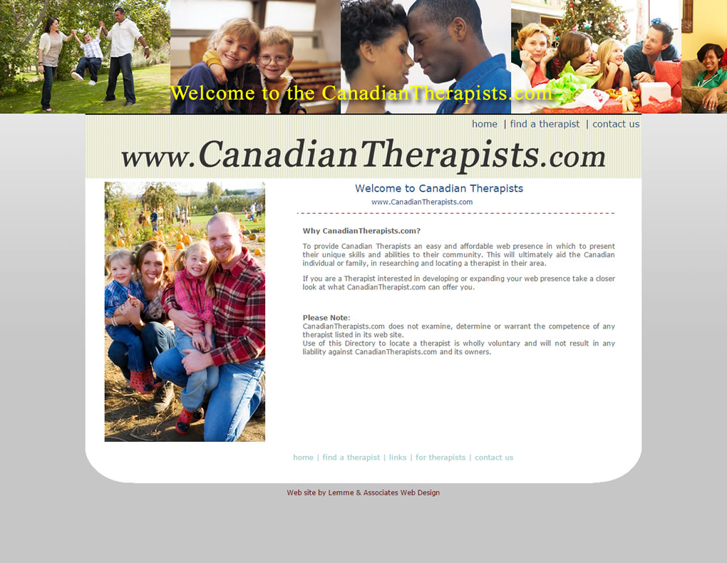 Canadian Therapists